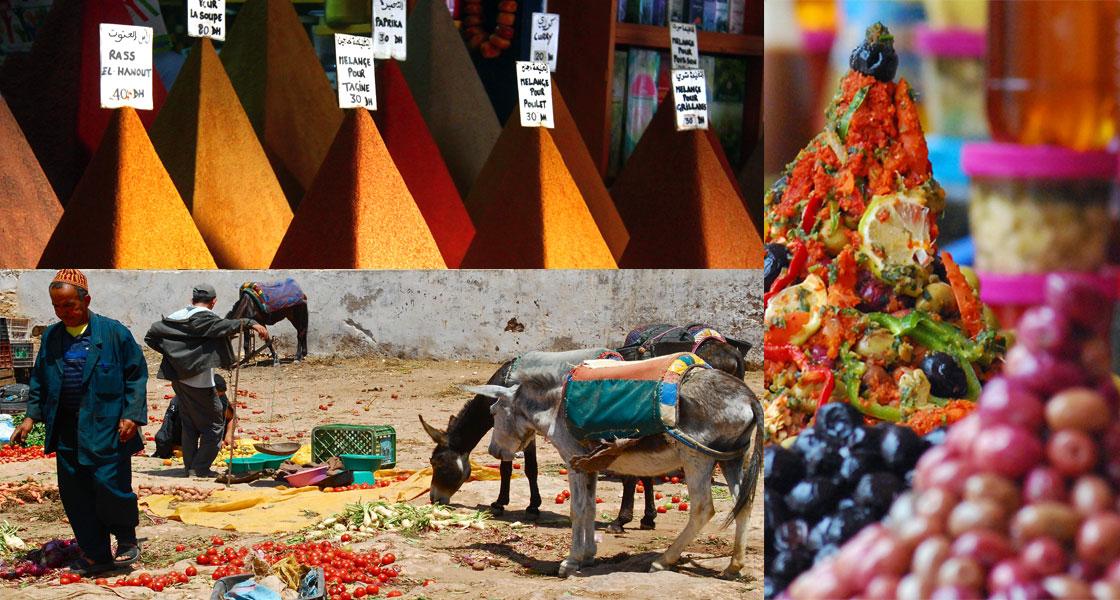 Souks-Morocco