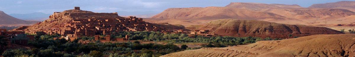 Holidays to Morocco