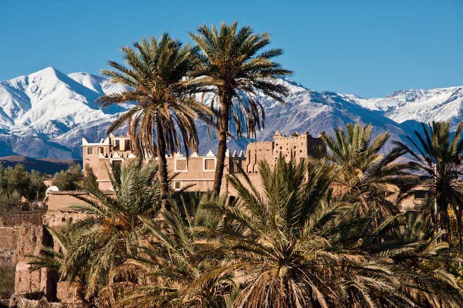 A multi day tour beginning in Essaouira