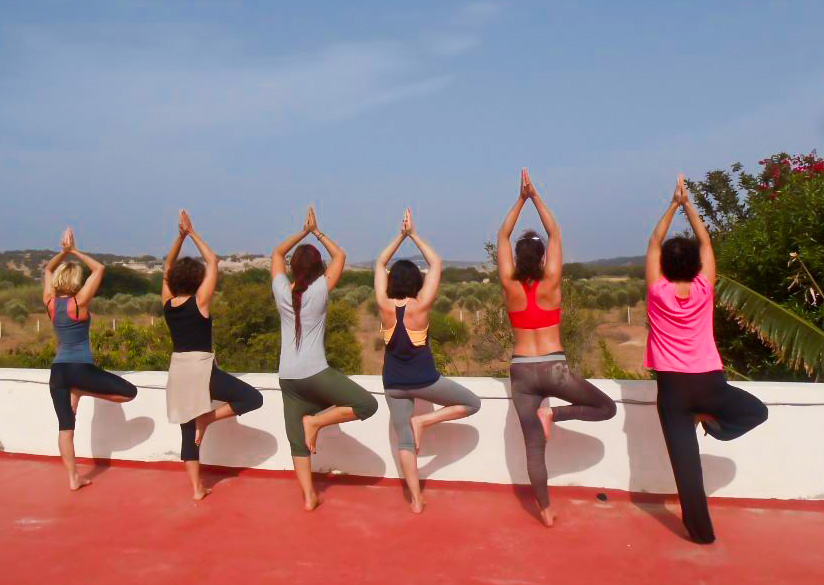 Yoga-retreats